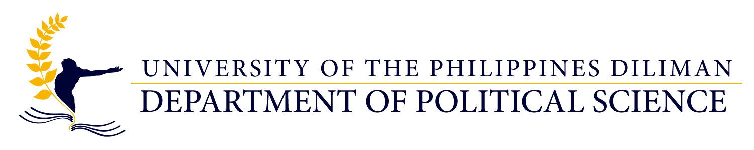 Department of Political Science | University of the Philippines Diliman